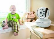 智能婴儿照看器,让父母更放心