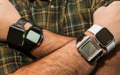 智能手环厂商转战智能手表市场