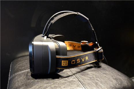 雷蛇OSVR智能头盔试玩:体验效果有待提升