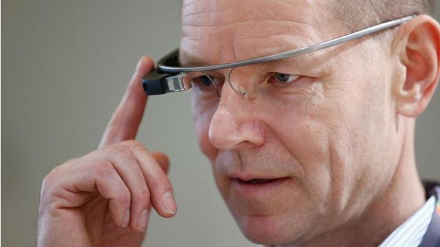 智能眼镜依然是本届CES展一大关注热点
