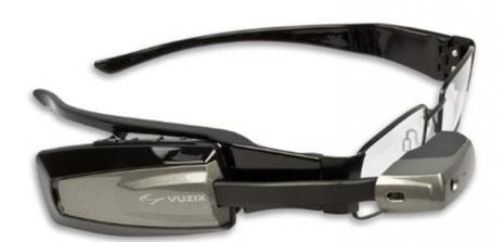 VUZIX获得诺基亚授权在智能眼镜当中使用HERE地图