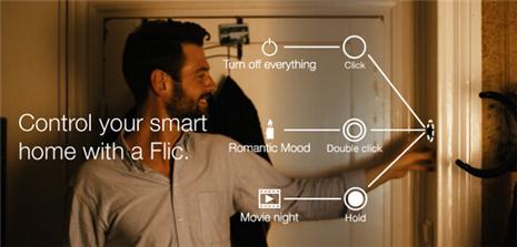 Flic:无线智能按钮