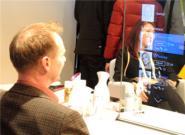 松下发布虚拟智能镜 照一照皮肤状况立马呈现