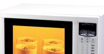 健康饮食微波炉安全第一 微波炉使用禁忌