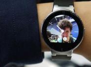 [CES 2015]和Moto 360类似:阿尔卡特手表上手