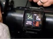 神奇吧!H3智能手表:配彩色OLED屏珠峰上用都没问题