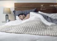 Luna智能床垫:能监测睡眠放心睡觉