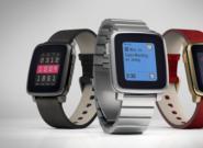 Pebble宣布推出不锈钢智能手表