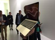 12英寸苹果Macbook实拍