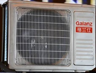 格兰仕独创不锈钢变频空调抵御回南天
