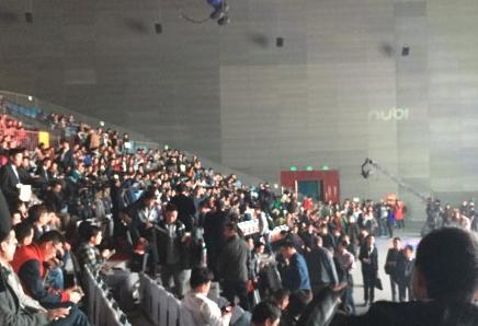 努比亚再发新品手机 能否再次引发国母手机事件!