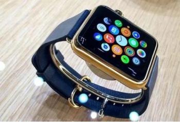 苹果手表首周销售破百万 为啥都买苹果手表?