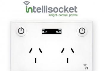 安防功能强大 Intellisocket智能插座帮你实现
