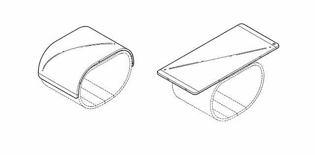 这还是手机?LG新专利手机被曝光