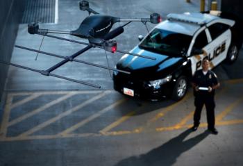 无人机也参与寻人工作 再也不用担心迷路了!