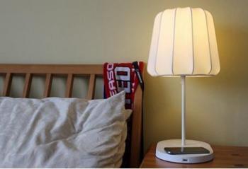 无线充电台灯也出来了 你能了解多少?