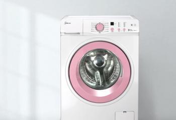洗衣机中的滚筒战斗机 吉德7.5公斤 京东价1799元