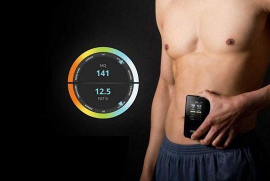 SkulptAim健身追踪器智能产品