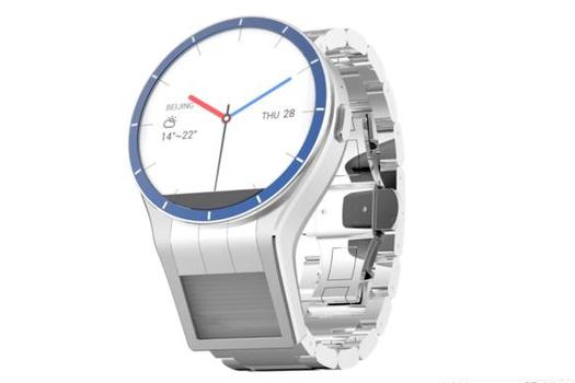 双屏智能手表你见过吗