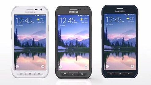 军用手机再添新成员!三星GALAXY S6 Active亮相