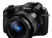 索尼发布两款Cyber-shot相机新品