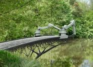 3D打印迈向新台阶!建设大桥不是梦?