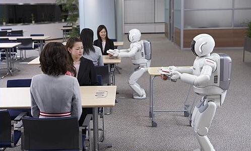机器人的到来是人类的进步还是衰退?