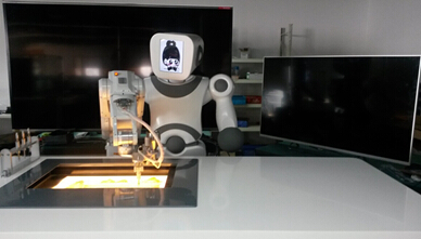 塔米沙画机器人问世!再次推动产业发展