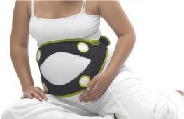 世界上最先进的 Nuvo智能孕妈穿戴设备