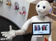 机器人成了打工者 真的代替人类的节奏!