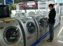 波轮洗衣机被遗弃在角落?滚筒成市场发展主流