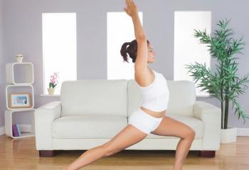 健康生活练起来 智能瑜伽垫助你!