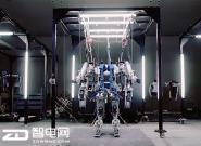 """松下开发机器人套装 帮助工人变身""""钢铁侠"""""""