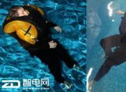 夏季游泳有了防弹衣 是不是可以任性一把!