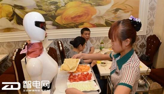 又一机器人进入餐厅!我们将如何对待?