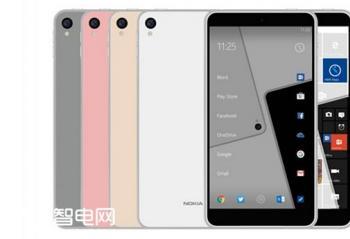 Nokia明年将重返智能手机市场 返市第一款手机曝光