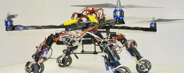 盘点2015的高端智能机器人