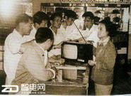 回顾电视发展历史 如今曲面电视成了新的卖点?