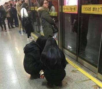 侃哥:蹲下等地铁关教养什么事 P9欲发小米不开心
