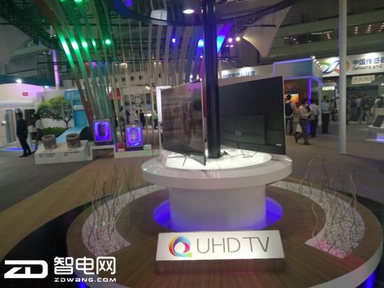TCL,量子点电视新品,CITE2016