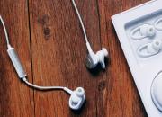 清爽运动风,魅族 EP51 蓝牙运动耳机白色版图赏