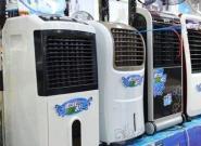 潍坊市民夜市上花了89元买来三无空调扇 一天就歇菜