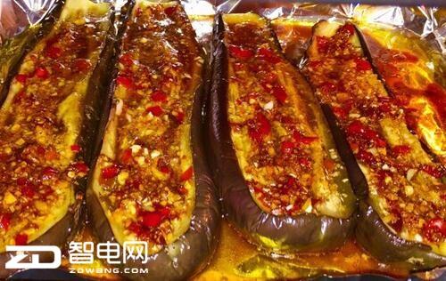 午餐吃什么 用格兰仕电蒸箱做出泰式烧茄子