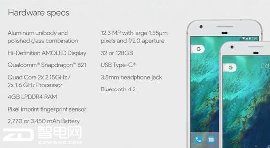 资讯快车:nexus成历史 谷歌发布pixel手机