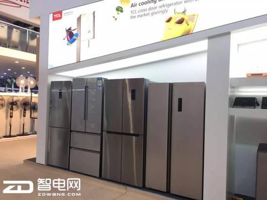 """TCL冰箱洗衣机亮相广交会 能否为行业""""把脉""""?"""