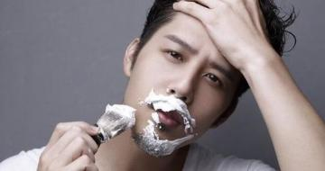 剃须是一种生活习惯吉列剃须刀把习惯变成享受