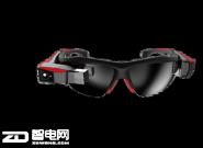 适合骑行的智能眼镜 能打电话还能拍照