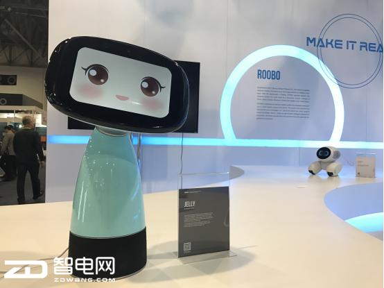 "2017CES人工智能最热门  ROOBO""AI+OS""扬威赌城"