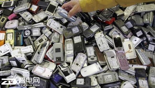 全国约10亿部旧手机闲置