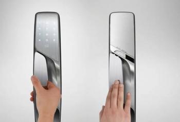智能指纹锁将成民用安防新入口